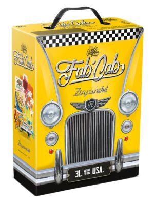 Fab Cab Zinfandel Rotwein 14% 3,0l