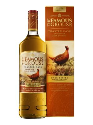 Famous Grouse Toasted Cask  1 l