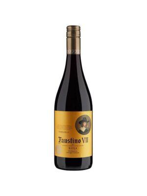 Faustino VII, Rioja