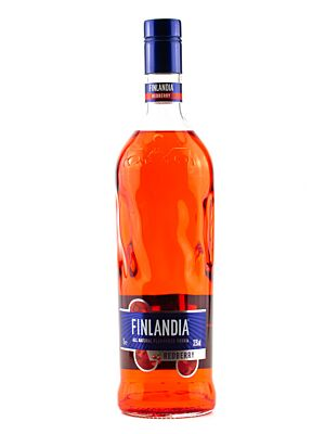 Finlandia Redberry Finnish Vodka 1 l