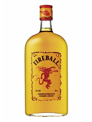 Fireball Cinnamon Whisky Likör 0,7 l