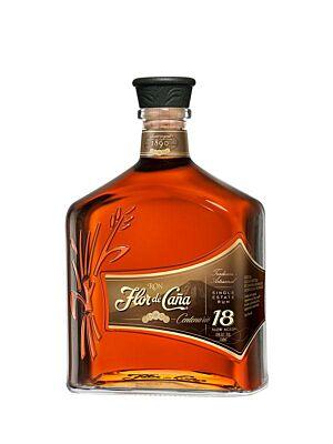 Ron Flor de Cana 18 years Rum 1 liter
