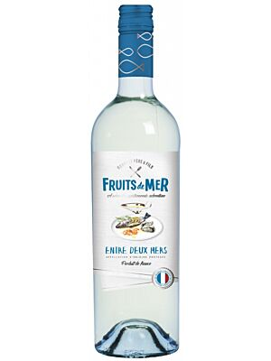 Fruits de Mer - Entre-Deux-Mers White Wine 11.5% 0.75l