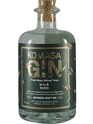 Komasa Hojicha Japanese Craft Gin 40% 0,5l