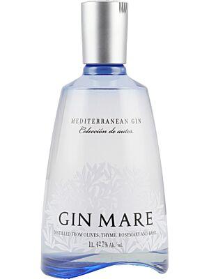 Gin Mare Mediterranean Dry Gin 42.7% 1.0l
