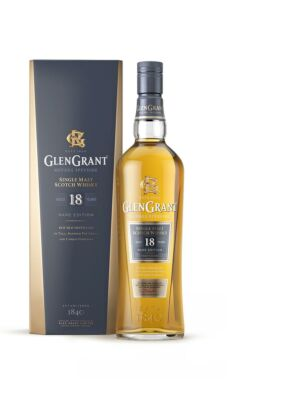 Glen Grant 18 years Speyside Single Malt Scotch Whisky 43% 1,0l