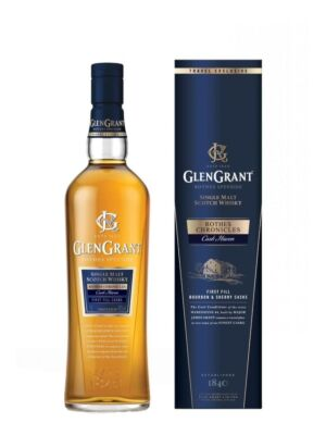 Glen Grant Cask Haven Speyside Single Malt Scotch Whisky 47% 1.0l