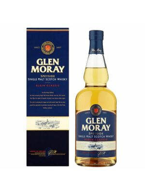 Glen Moray Elgin Classic Speyside Single Malt Whisky 40% 0,7l