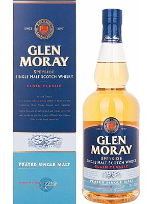 Glen Moray Elgin Classic Single Malt 0,7 l