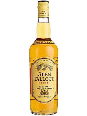 Glen Talloch Blended Scotch Whisky 1 l