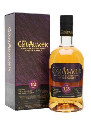 GlenAllachie 12 Years Speyside Single Malt 0,7 l