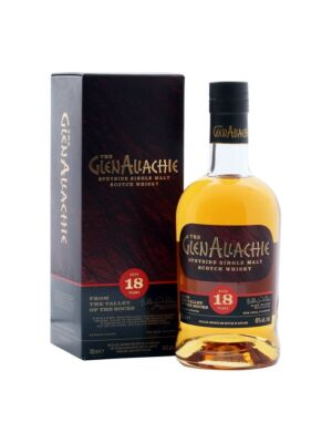 GlenAllachie 18 Years Speyside Single Malt 0,7 l