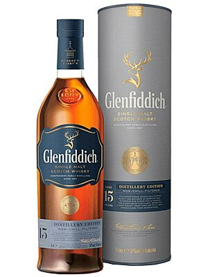 Glenfiddich 15 Years Distillery Edition 51% 1,0l