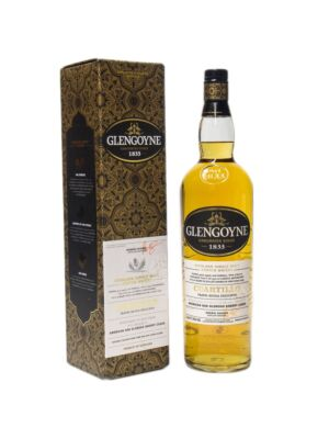 Glengoyne Cuartillo Highlands Single Malt Scotch Whisky 40% 1.0l