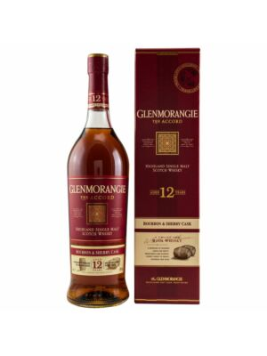 Glenmorangie The Accord 12 years Single Malt Scotch Whisky 43% 1,0l
