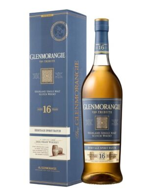 Glenmorangie The Tribute 16 Years Highlands Single Malt Whisky 43% 1,0l