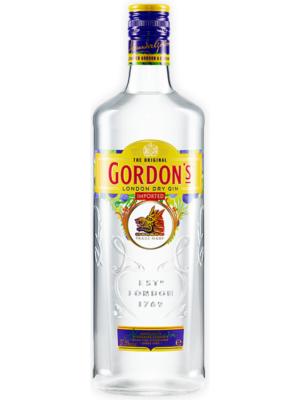 Gordons London Dry Gin 1 liter