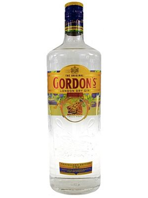 Gordon's London Dry Gin 47,3% 1,0l