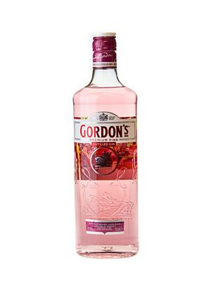 Gordon's Premium Pink Distilled Gin 37,5% 0,7l