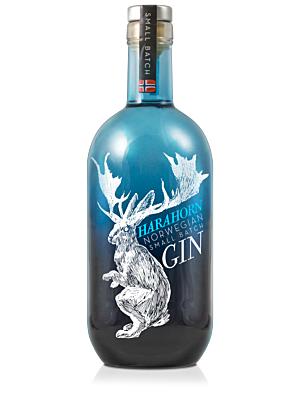 Harahorn Gin aus Norwegen 46% 0,5l