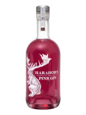 Harahorn Pink Gin 38% 0,5l