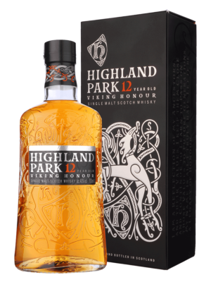 Highland Park 12 Year Old Viking Honour Single Malt Scotch Whisky 40% 0,7l