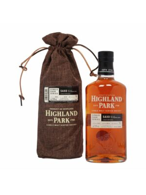 Highland Park 15 Years Saxo Single Cask Series 59,8% 0,7l