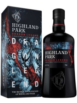 Highland Park Dragon Legend Island Single Malt Scotch Whisky 43,1% 0,7l