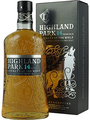 Highland Park Loyalty of the Wolf 14 Jahre Island Single Malt Scotch Whisky 42.3% 1l
