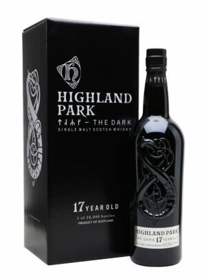 Highland Park The Dark 17 Years Island Single Malt Scotch Whisky 52,9% 0,7l
