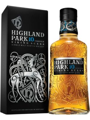 Highland Park 10 Years Viking Scars 40% 0,7l
