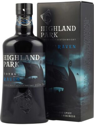Highland Park Voyage of the Raven Island Single Malt Scotch Whisky 41,3% 0,7l