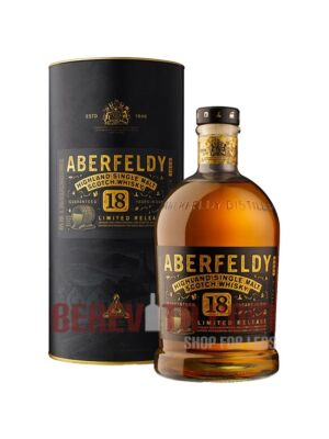 Aberfeldy 18 Years Old Highland Single Malt 1 l