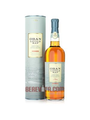 Oban Little Bay Small Cask Single Malt Whisky 1l