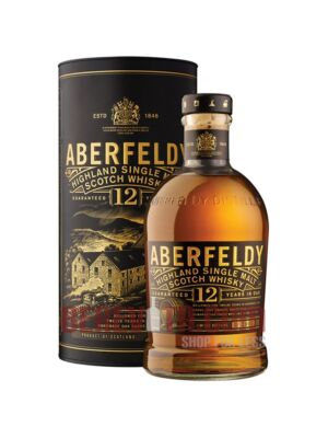 Aberfeldy 12 Years Highland Single Malt Whisky 1l
