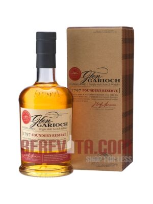Glen Garioch Founders Reserve Single Malt Whisky 1 l