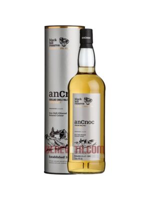 AnCnoc Black Hill Reserve Single Malt Whisky 1 l