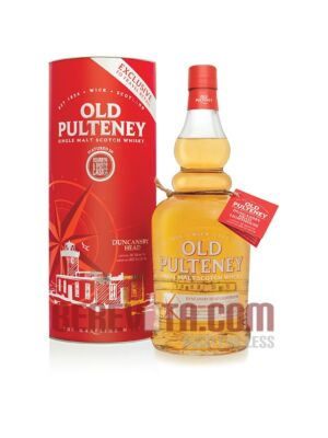 Old Pulteney Duncansby Head Single Malt Whisky 1 l