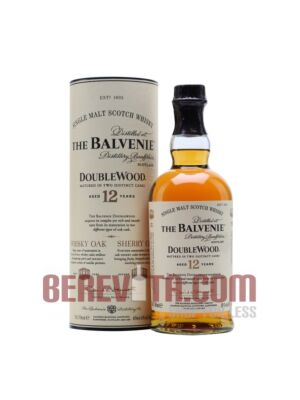 Balvenie 12 years Doublewood Single Malt Scotch Whisky 1 Litre 40%