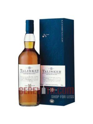 Talisker 10 Years Isle of Skye Single Malt 1 l