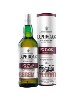 Laphroaig PX Cask Islay Single Malt Whisky 1 l