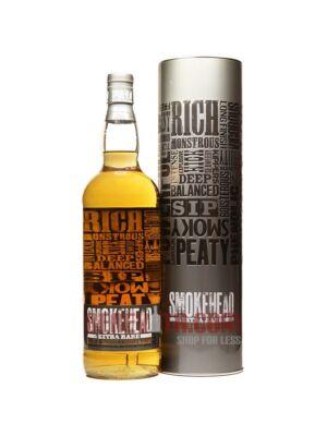 Smokehead Extra Rare Islay Single Malt Whisky 1 l
