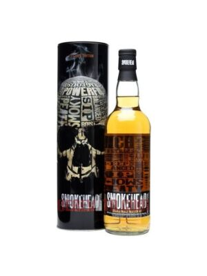 Smokehead Islay Single Malt Whisky 0,7 l