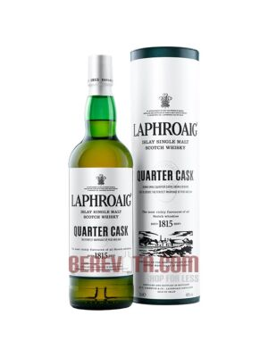 Laphroaig Quarter Cask Islay Single Malt Whisky 1l