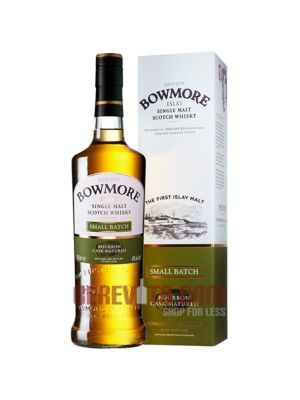Bowmore Small Batch Islay Single Malt Whisky 0,7 l