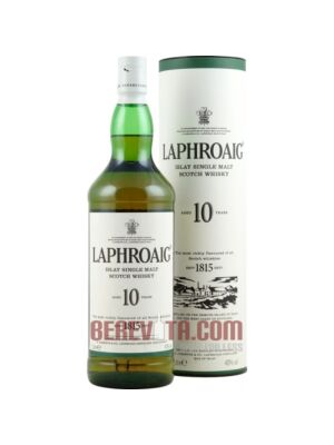 Laphroaig 10 Year Old Islay Whisky 40 % 0.7 l