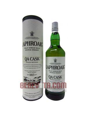 Laphroaig QA Cask Double Matured 1 Litre 40%