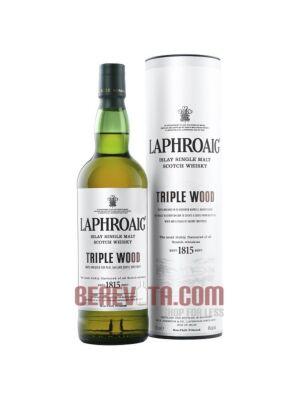 Laphroaig Triple Wood Single Malt Whisky 48,0 % 0,7 l