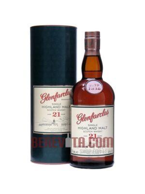 Glenfarclas 21 Years Single Malt Whisky 0,7 l