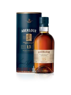 Aberlour 15 Years Old Select Cask Reserve 0,7 l